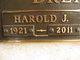 "Harold Joseph ""Harry"" Dreifuerst"