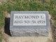 Raymond Lloyd Parker