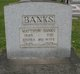 Profile photo:  Elvira <I>McDermott</I> Banks