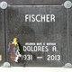 Dolores A <I>Thiel</I> Fischer