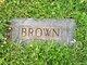 Profile photo:  Brown