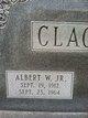 Profile photo:  Albert W. Clagett, Jr
