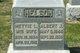 Profile photo:  Hettie L. <I>Whitsett</I> Nelson