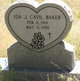 Ida J <I>Cavil</I> Baker