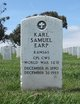 Profile photo:  Karl Samuel Earp