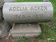 Profile photo:  Adelia Acken