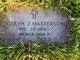Joseph J Masterson
