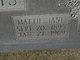 Mattie Jane <I>Smith</I> Williams