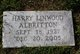 Harry Linwood Albritton