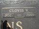 Profile photo:  Clovis V Hugghins