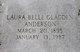 Laura Belle <I>Gladden</I> Anderson