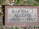 Martha J. Allgire