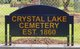 Crystal Lake Cemetery