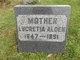 Lucretia Alden
