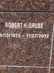 Robert Harry Grube