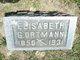 Elizabeth <I>Sickman</I> Ortmann