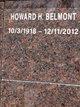 Howard H Belmont