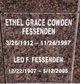 Ethel Grace Cowden Fessenden