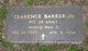 Profile photo:  Clarence Barker, Jr