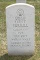 Obed Flint Ferrill