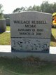 Wallace Russell Moak