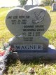 "Bonnie Marie ""Morning Dove"" <I>Cox</I> Wagner"
