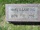 Mary Elizabeth <I>Riedeman</I> Lamping