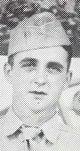 PFC Walter F McVey, Jr