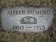 Profile photo:  Alfred Cushing