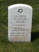 George Dalton Adair