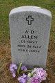 Profile photo:  A D Allen