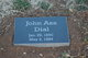 Profile photo:  John Asa Dial