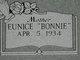 "Profile photo:  Eunice ""Bonnie"" Adams"