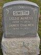 Lizzie Agnes <I>Comer</I> Smith
