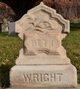 """Beth """" """" <I> </I> Wright,"""