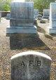 Profile photo:  Alice <I>Farr</I> Billups