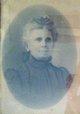 Mary Georgianna <I>Willson</I> Wallis