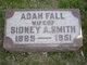 Profile photo:  Adah <I>Fall</I> Smith