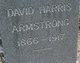 David Harris Armstrong