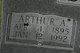 Profile photo:  Arthur Alden Boynton