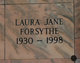 Profile photo:  Laura Jane Forsythe