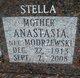 "Profile photo:  Anastasia ""Stella"" <I>Modrzewski</I> Buza"