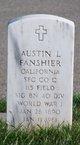 Profile photo:  Austin L Fanshier