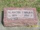 Profile photo:  Blanche J. Balka