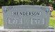 Hilda <I>Flynt</I> Henderson