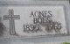 Profile photo:  Agness Boes
