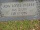 Profile photo:  Ada Loyis Pierre
