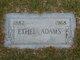 Profile photo:  Ethel <I>Pomeroy</I> Adams