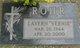 "Profile photo:  Lavern F. ""Vernie"" Rohr"