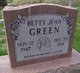 Betty J. <I>Greek</I> Green